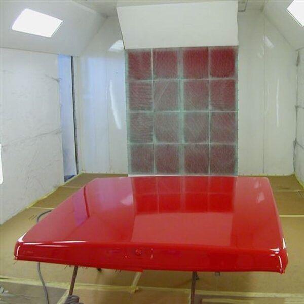 Automotive Paint Booth