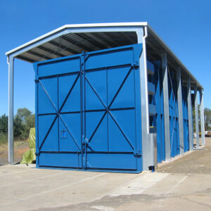 Industrial Workshop Blast Rooms for sale hire manufacturers
