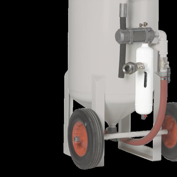 Air Blasting Pot Hi-Flow Moisture Separator