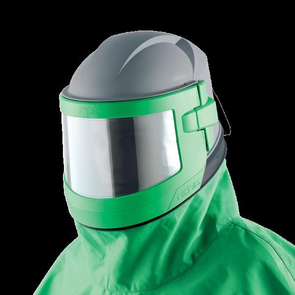RPB Nova 3 Air Fed Blast Helmet Respirator Hood HLNV370250
