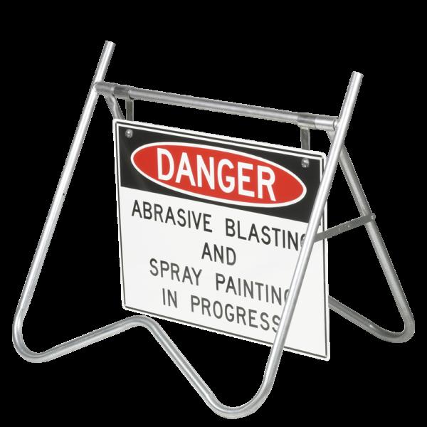Jobsite Safety Sign - Danger Signs for Worksites