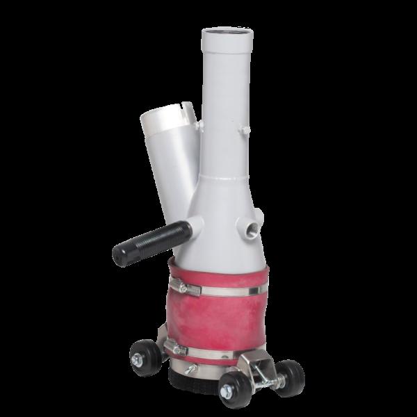 Blast and Vacuum Workhead Kit with Wheels