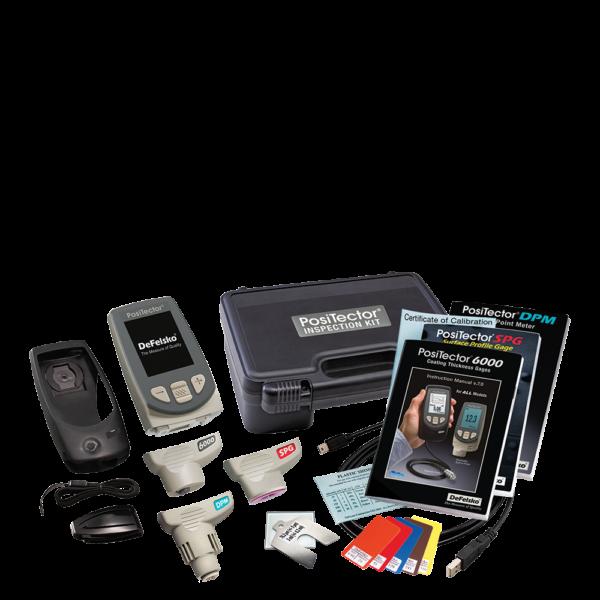 DeFelsko PosiTector Complete Inspection Kit