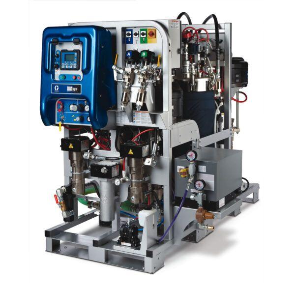 Graco XM PFP Plural Component Sprayer for sale hire