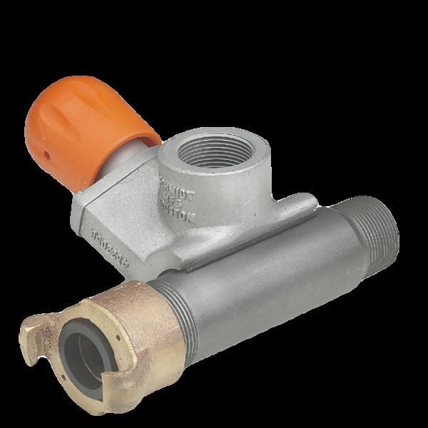 Schmidt MicroValve Abrasive Metering Valve