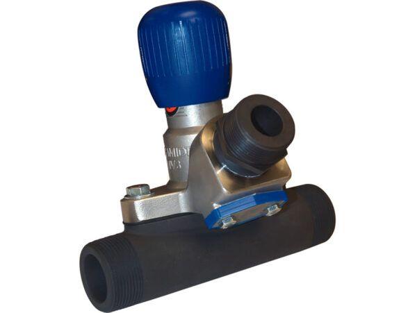 schmidt micro valve 3 abrasive blasting metering valve for sale