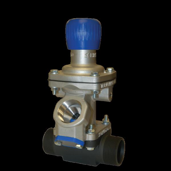 schmidt tera xl meter abrasive valve blast pot