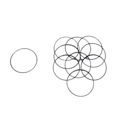 GV215200018 Sprg Ret O-Ring - T'pson II