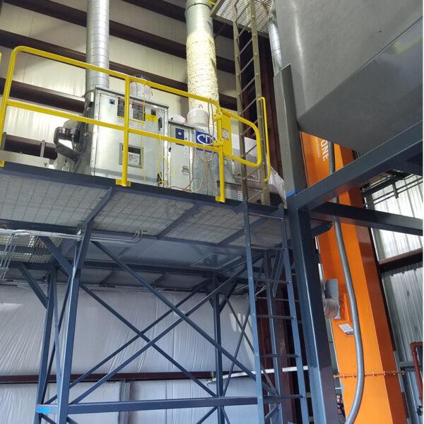 ship boat marine module blast room design engineering installation