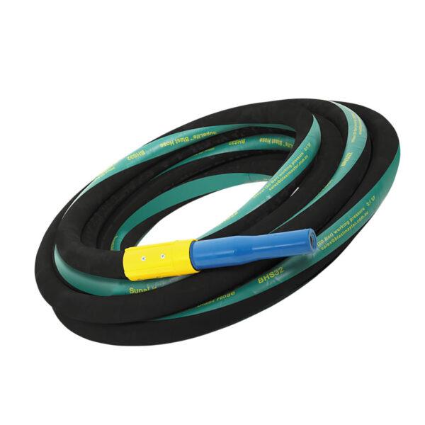 supa flex abrasive blasting heavy duty hose