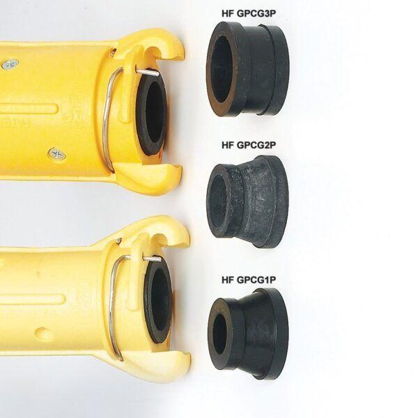 coupling gaskets blast hose holder hfgcg packs