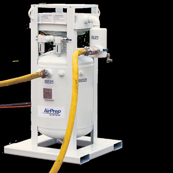airprep 400cfm deliquescent moisture removal machine system acsd400