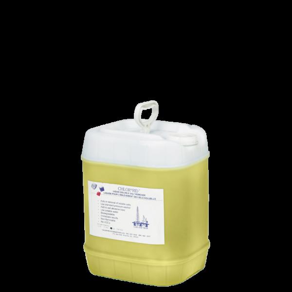 chloride chlorrid liquid soluble salt remover che132c