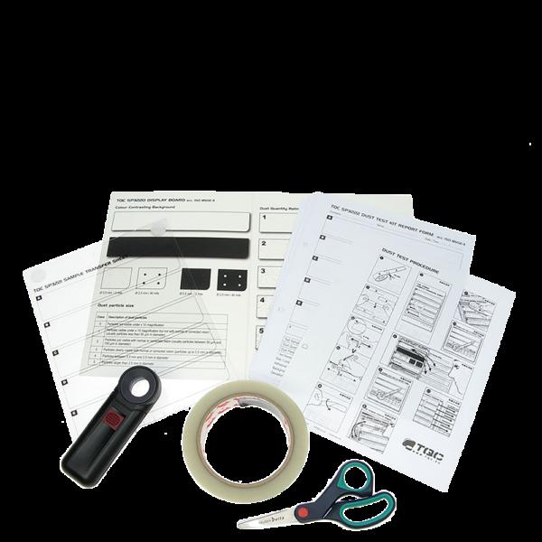 dust tape kit INE142T TQC DustKit Contents