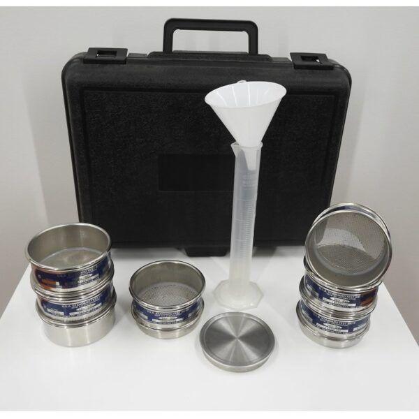 gcheckkitns abrasive particle size testing kit