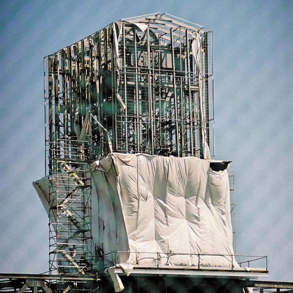 job site protective tarp large nylon PCCOATEDNYLON_pccoatednylon40x60