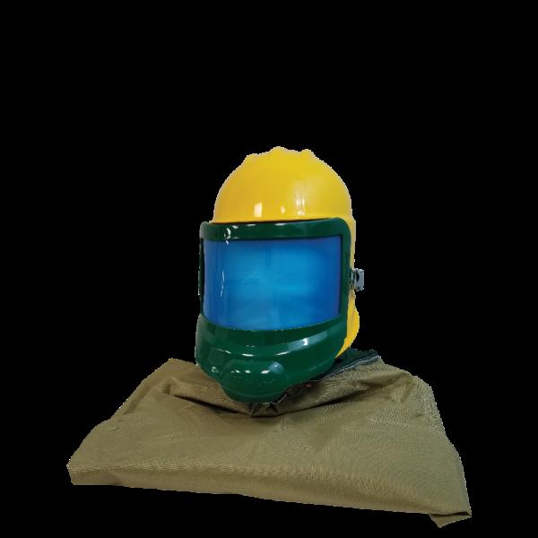 respirator HLBGNVX Bullard GenVX Helmet