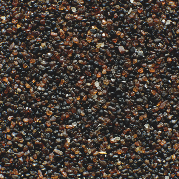stpb2200 Abrasive Staurolite media blasting