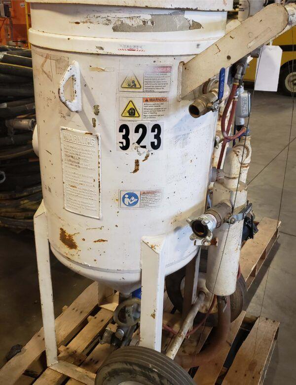 used blast pot
