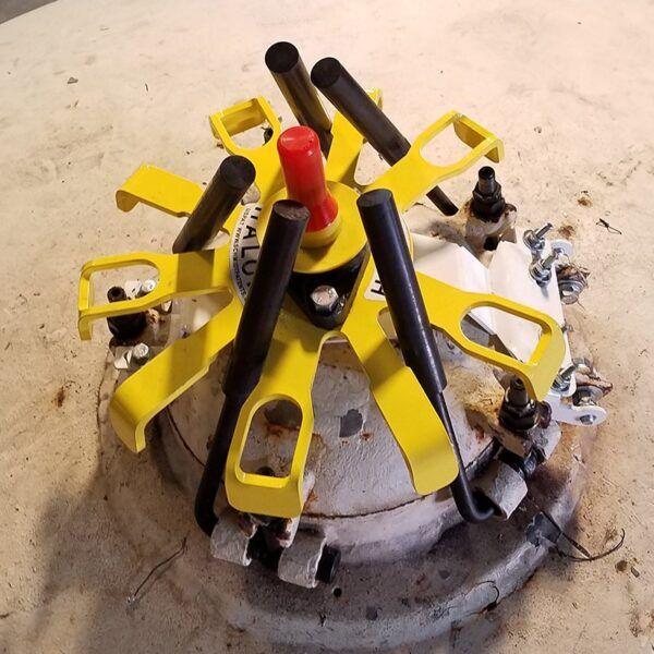schmidt halok pot closure retrofit kit mega blaster